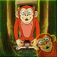 G2J Red Monkey Escape