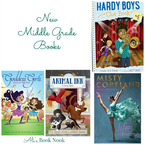 mysterious new middle grade books published december 6