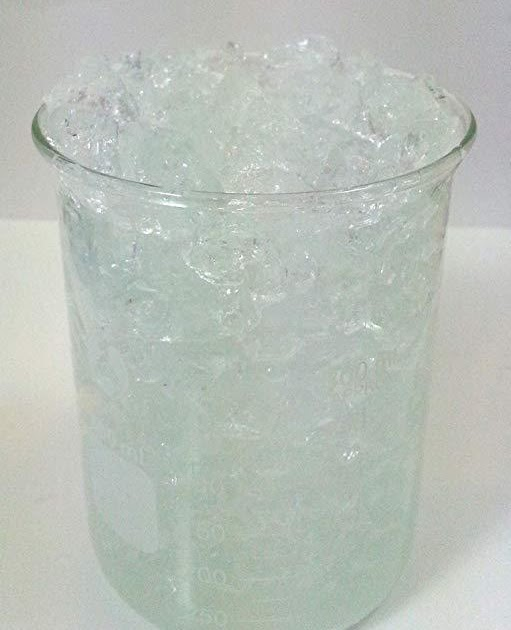 Polyacrylamide; a Water-Soluble Polymer Formed By the Polymerization of Acrylamide