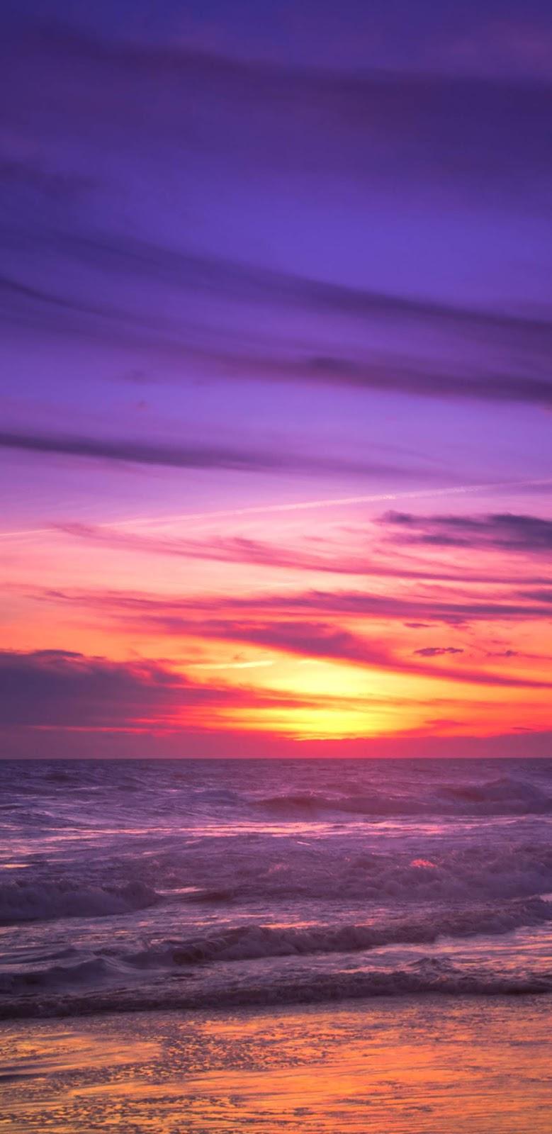Enchanted sunset