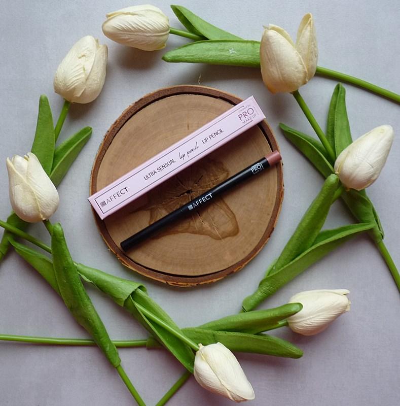 AFFECT Ultra Sensual Lip Pencil, konturówka do ust Sweet Temptation