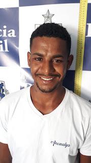 Canavieiras: Polícia civil cumpre mandado e conduz homem condenado por tráfico de drogas