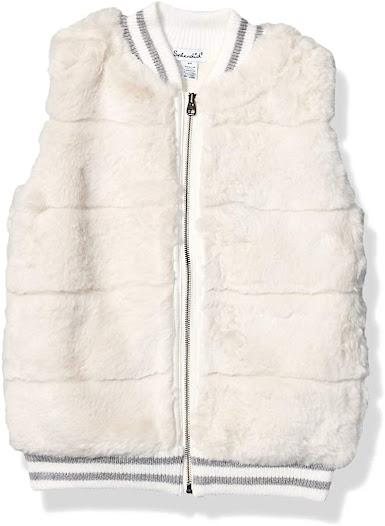 Best Faux Fur Vest Jacket For Kids Girls