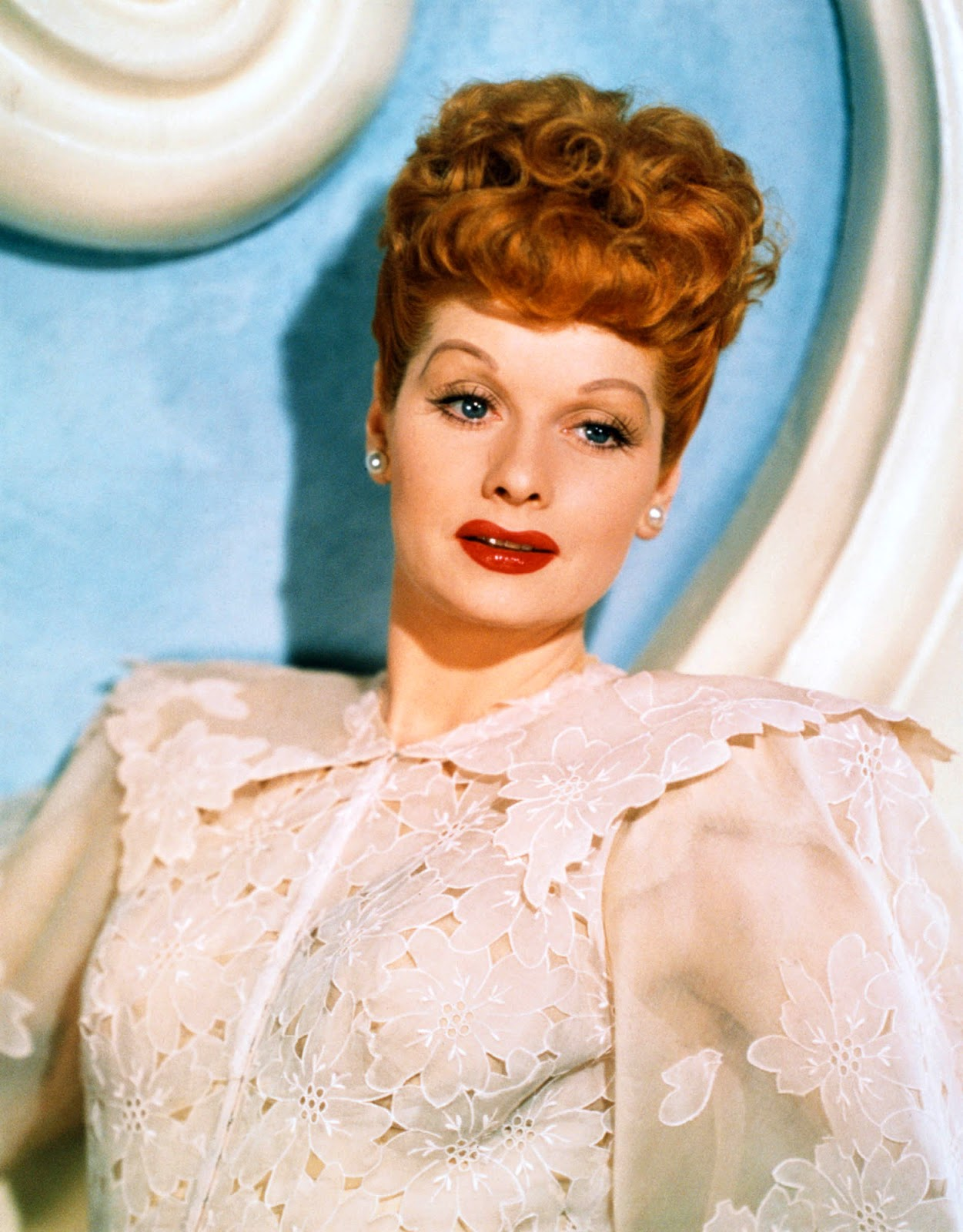 The Vintage Film Costume Collector Who Loves Lucy The