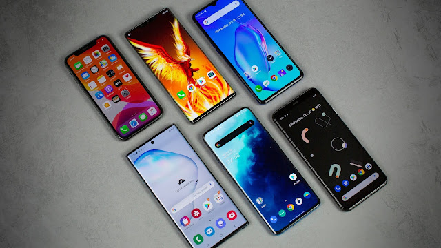 10 Best Smartphones with 5000 mAh or Higher Battery