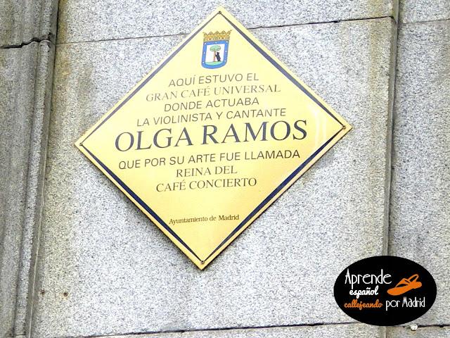 Aprende español callejeando por Madrid: Donde haya vida