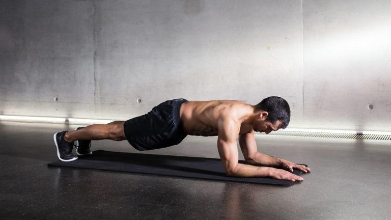 Low plank (foto: reprodução internet)