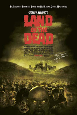Sinopsis Land of the Dead [Dead Reckoning] (2005)