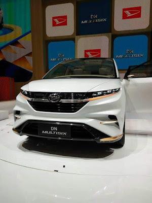 Menyikapi Wuling dan Expander, Daihatsu mengeluarkan Mobil Baru. Apakah ini Avanza Facelift?