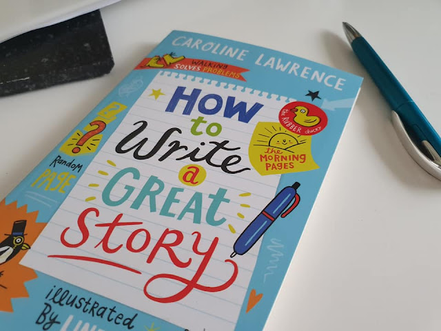 how-to-write-a-great-story-caroline-lawrence