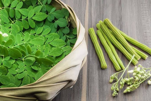 Amazing Benefits of Moringa For Skin, Liver, Bones And High blood ...