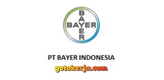 Lowongan Kerja PT Bayer Indonesia