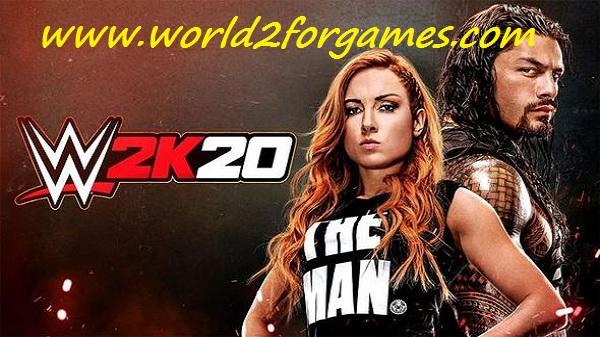 Free Download WWE 2K20