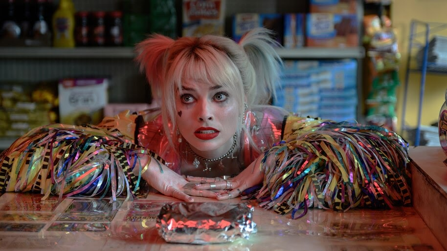 Harley Quinn, Birds of Prey, 2020, Margot Robbie, 8K, #7.1108