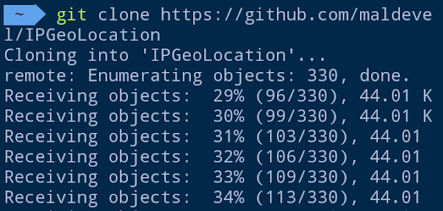 How To Install IP Geolocation in Termux