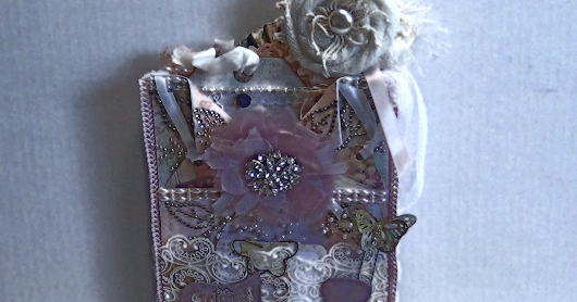 Loaded Envelope for a Swap @ Liza's Craft Shop on Facebook!!