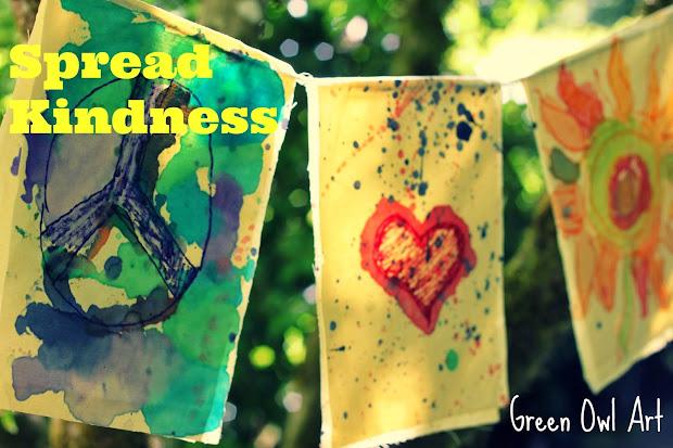 Kindness Art Activities