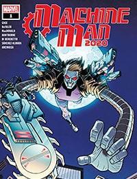 Read 2020 Machine Man online