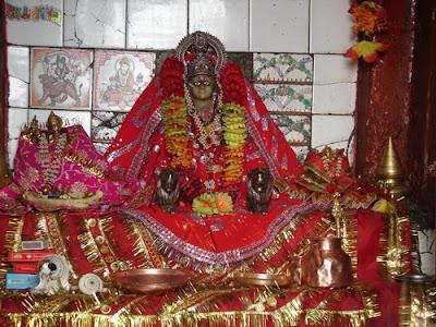 Ratangarh Mata Temple Durga Madhya Pradesh