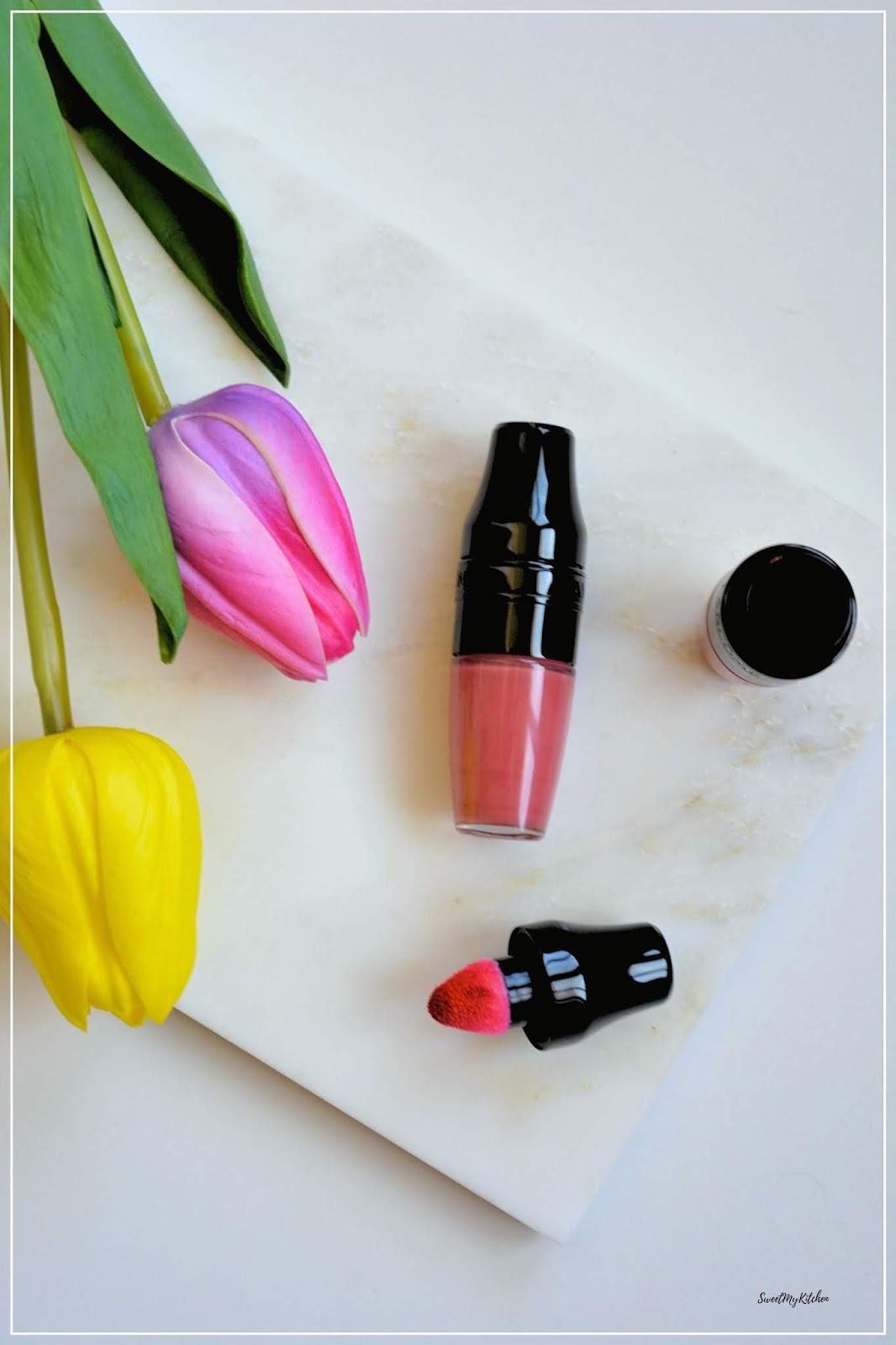 Matte shaker beige vintage lipstick review