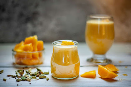 Best Recipe For Mango Juice