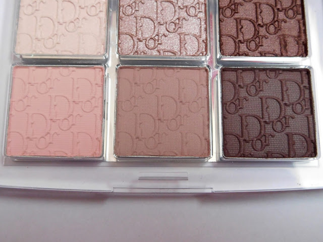 Dior Backstage Eye Palette In 002 Cool Neutrals Review