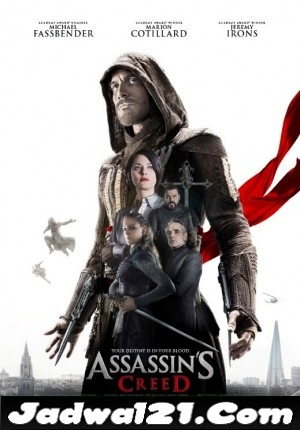 Jadwal ASSASSIN'S CREED di Bioskop