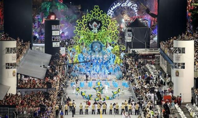 Carnaval de São Paulo de 2021 é adiado devido ao Coronavírus