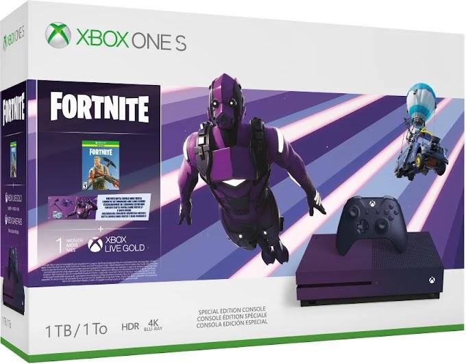 Sorteio Xbox Special Edition Fortnite e muito mais!