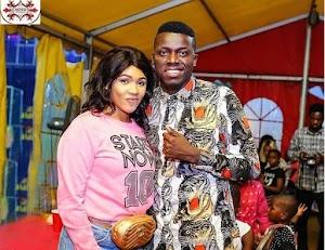 Comedian Akpororo, Wife Celebrate 3rd Wedding Anniversary
