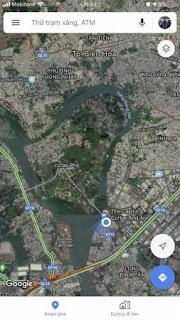 Bán đất mặt sông Cù Lao Phố xã Hiệp Hòa