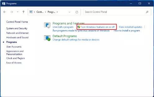 Cara Instal Telnet Client di Windows 11-2