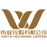 WEIYE HOLDINGS LIMITED (BMA.SI)