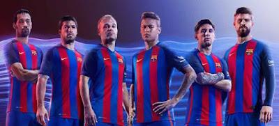 FC Barcelona shirt 2016-2017