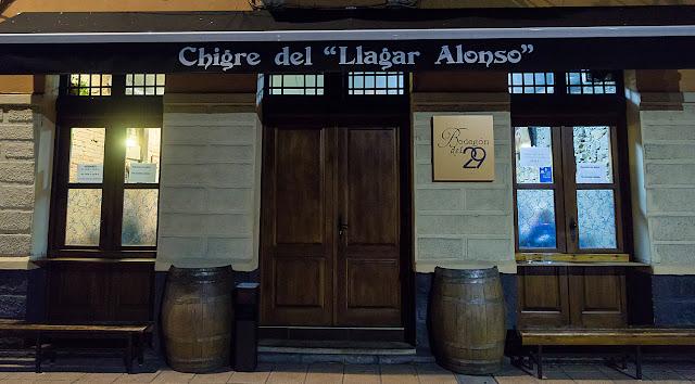 Nueva Visita: El Chigre del Llagar Alonso