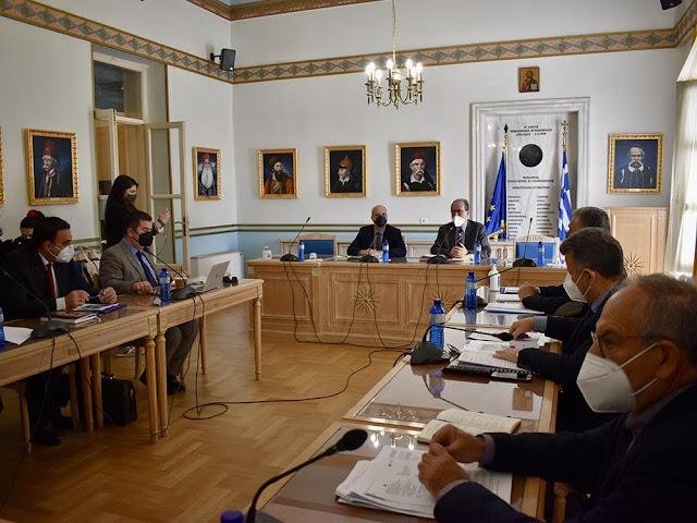 Τι ανέφερε ο Υφυπουργός Αγροτικής Ανάπτυξης για τα αρδευτικά έργα της Πελοποννήσου (βίντεο)