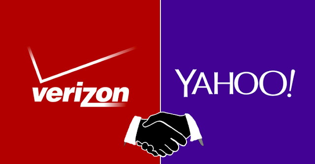 Verizon to Buy Yahoo's Core Business for $4.8 Billion, Yahoo reportedly will be acquired by Verizon in $4.8 billion deal, Verizon To Announce $4.8 Billion Yahoo Deal