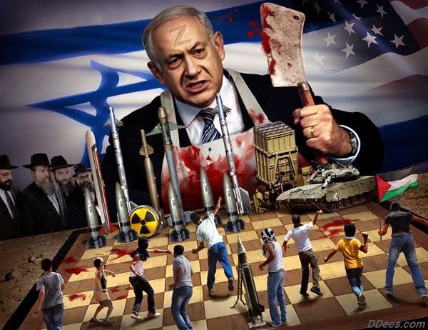 Menlu Turki: Netanyahu Adalah Pembunuh Berdarah Dingin