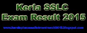 Kerala SSLC Result publishing date (April 20, 2015)