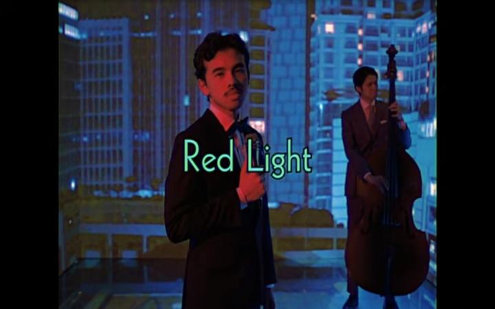 Matter Halo - Red Light