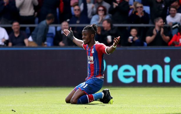 What Wilfried Zaha Said About Arsenal Move