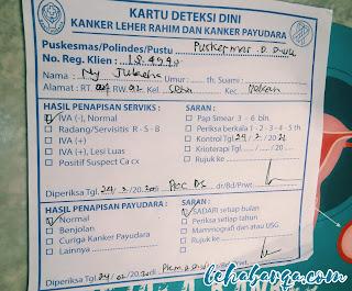 Kenali Lebih Dini Kanker Leher Rahim (Serviks)
