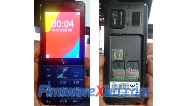 Itel it5621 Flash File Without Password 6531E 100% Tested