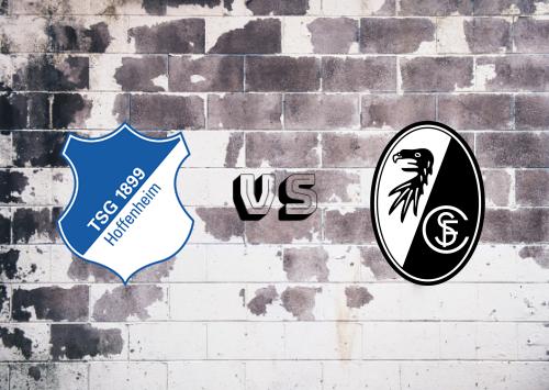 Hoffenheim vs Freiburg  Resumen