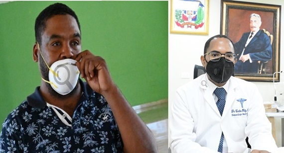 Qué dice CMD y Director hospital sobre médico preso por droga en Barahona-VIDEO