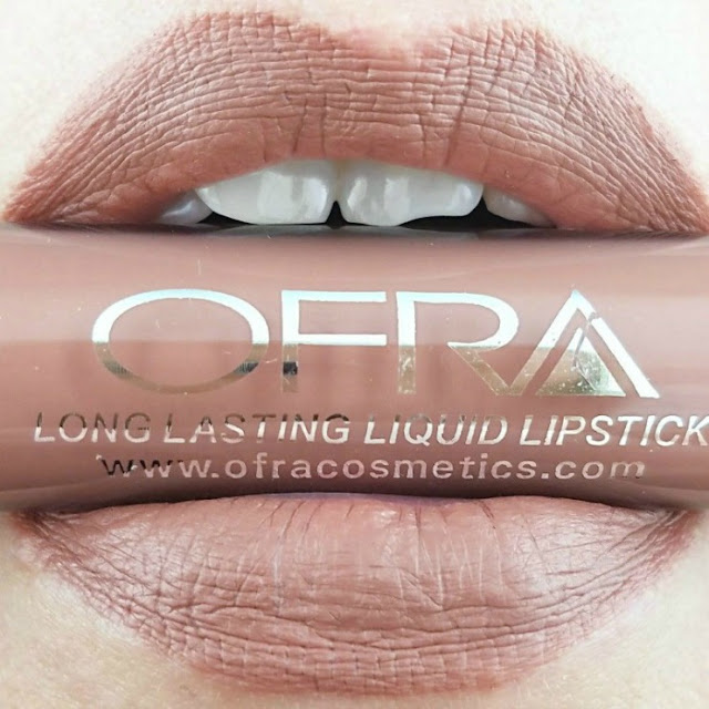 Unboxing My June 2018 Boxycharm Ofra Long Lasting Liquid Lipstick Verona Lip Swatch