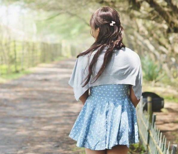 Banyak Netizen Patah Hati Setelah Melihat Foto Model Ini Dari Depan, Ada Apa?