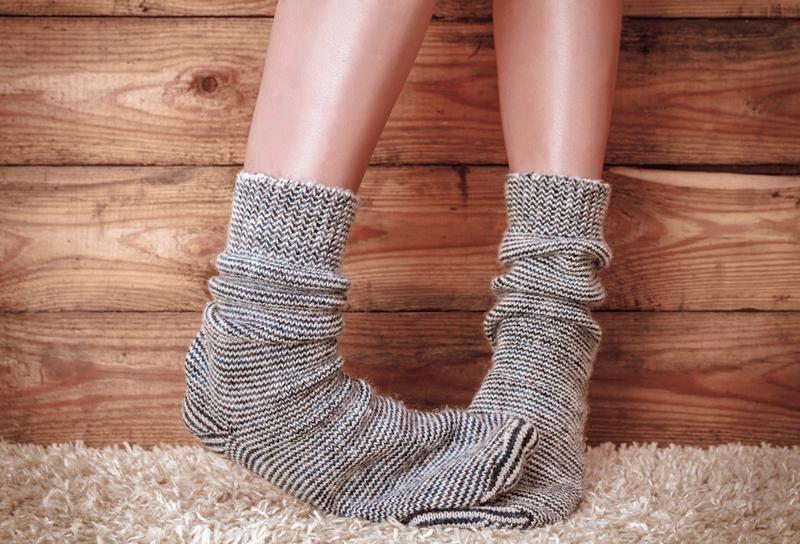 Ayaklara 10 önemli kış bakımı!
