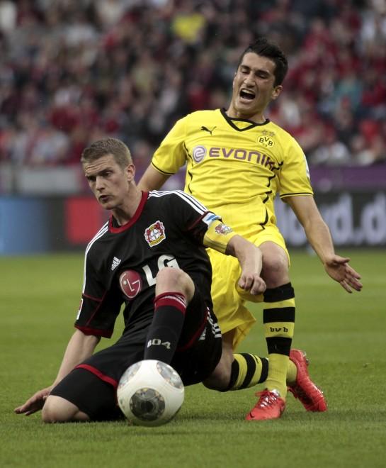موعد مباراة بوروسيا دروتموند وليفركوزن في الدوري الالماني