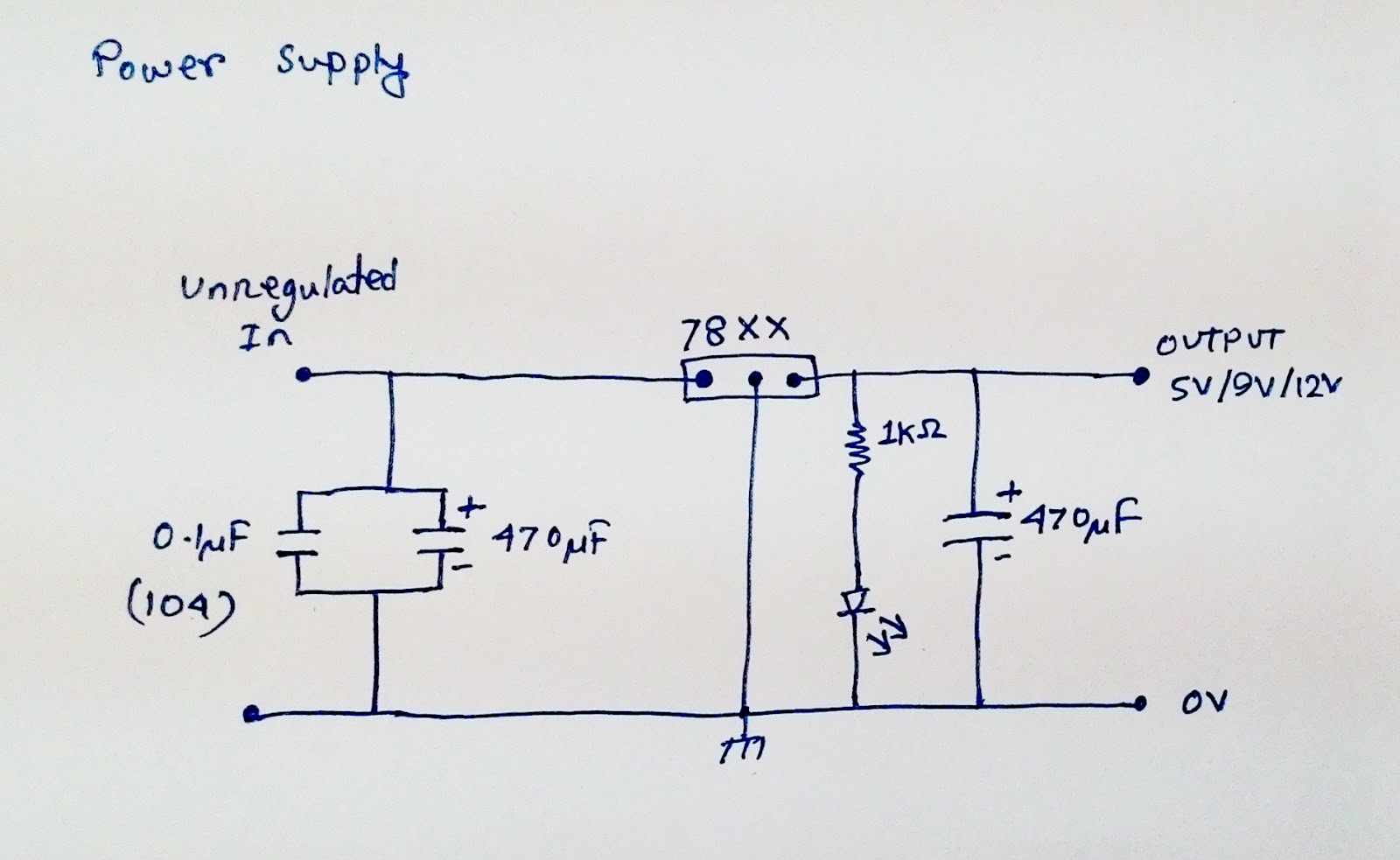 Scavengers Blog Headphone Amplifier With Tda2822 Low Power Stereo Supply For The Diagram